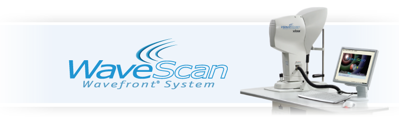 WaveScan Wavefront Technology