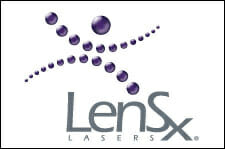 LenSx Laser Cataract Surgery Logo