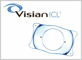 Visian ICL Implant Example