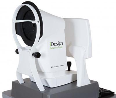 The iDesign LASIK Machine