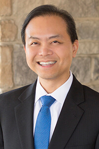 Fort Worth Ophthalmologist Jerry G. Hu, M.D.
