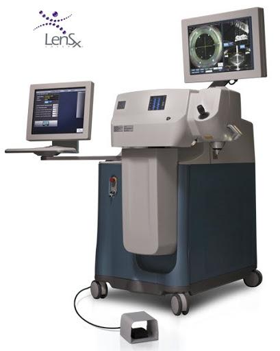 LASIK Eye Surgery LenSx Laser