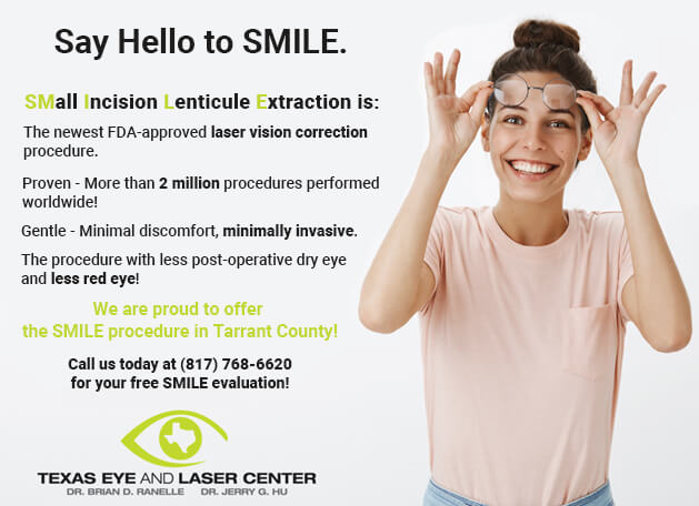 Say Hello to SMILE Infographic