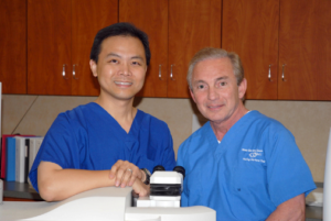 Fort Worth Ophthalmologists Dr. Hu and Dr. Ranelle